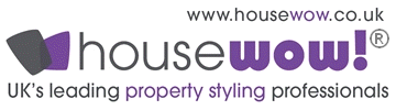 House Wow home staging and styling logo www.housewow.co.uk