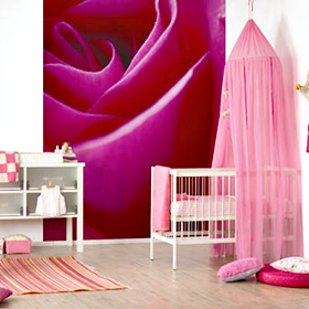Wallpaper murals for walls image - childrens room