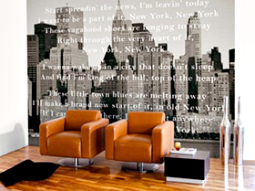 Wallpaper murals for walls - image 2